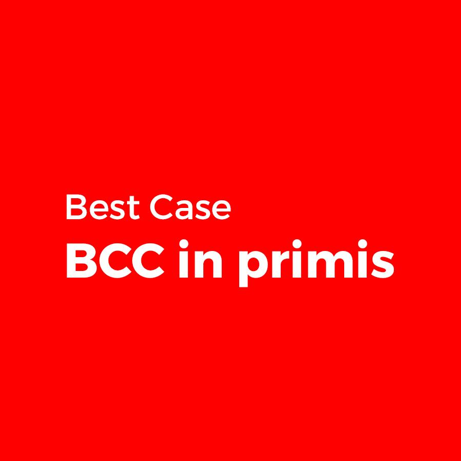 BCC in primis proposte